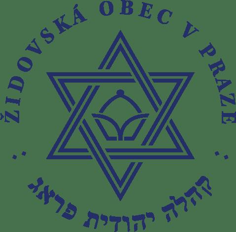 Logo Židovské obce v Praze